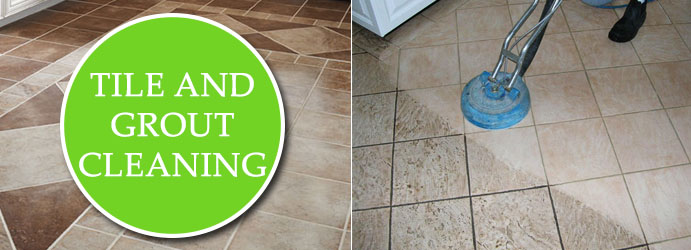 Tile and Grout Cleaning Bunding