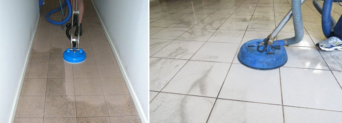 Residential Tile and Grout Cleaning