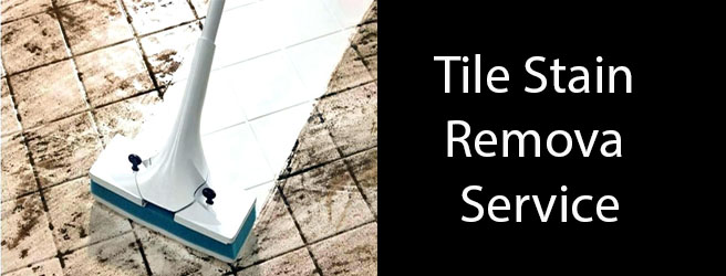 Expert Tile Stain Removal