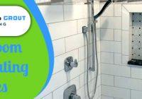 Bathroom Regrouting Services
