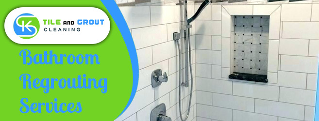 Bathroom Regrouting Services