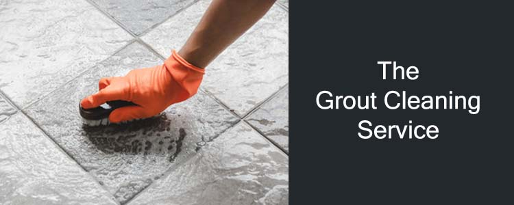 The Grout Cleaning Service